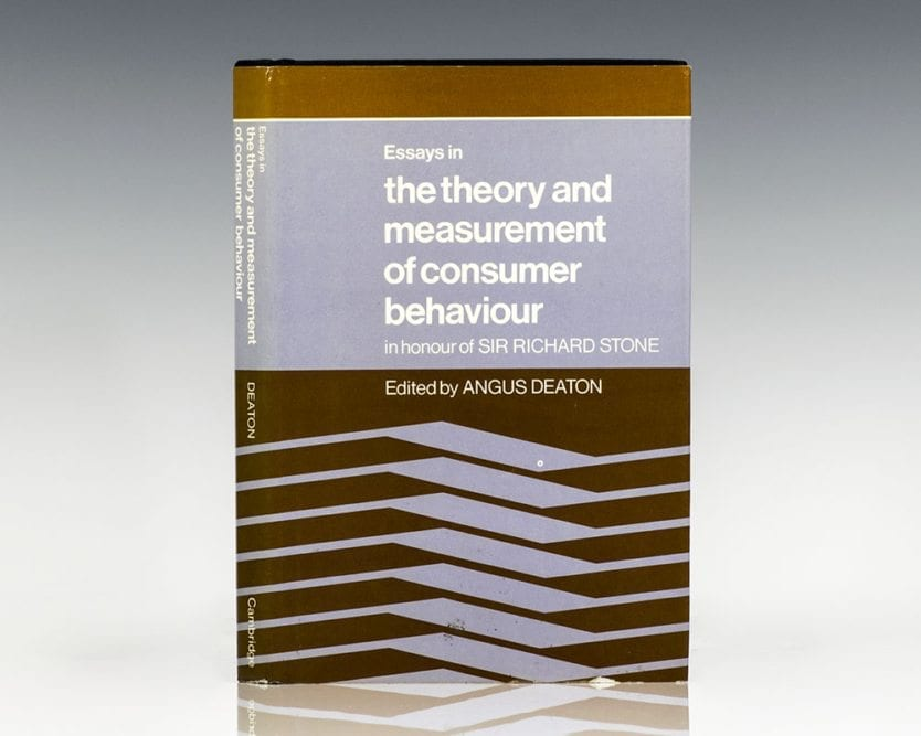 Essays in the Theory and Measurement of Consumer Behaviour: In Honour of Sir Richard Stone.