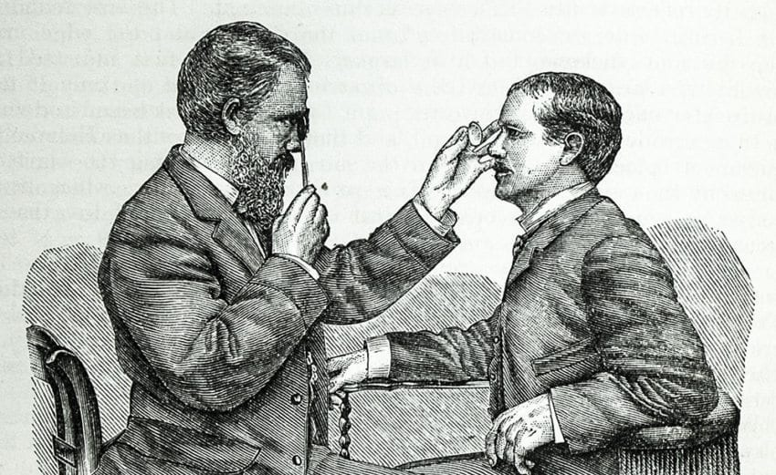 Diseases of the Eyes: A Treatise.