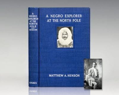 A Negro Explorer at the North Pole.