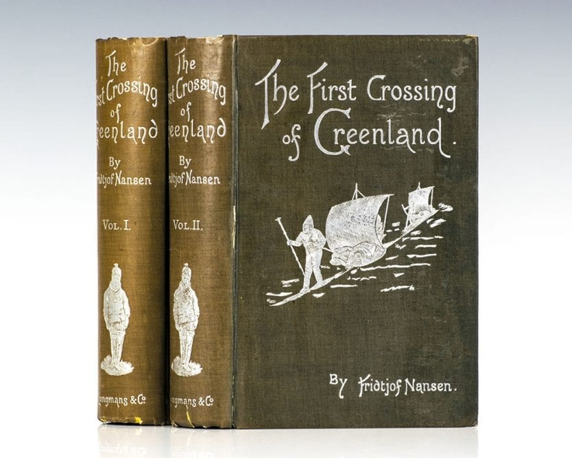 The First Crossing of Greenland.