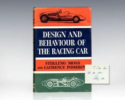 Design and Behaviour of the Racing Car.