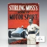 Stirling Moss's Book of Motor Sport.