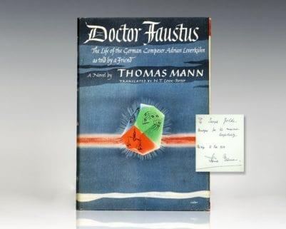 Doctor Faustus.