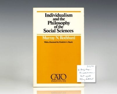 Individualism and the Philosophy of the Social Sciences.