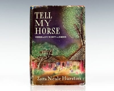 Tell My Horse: Voodoo and Life in Haiti and Jamaica.