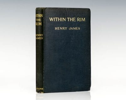 Within the Rim and other Essays, 1914-15.