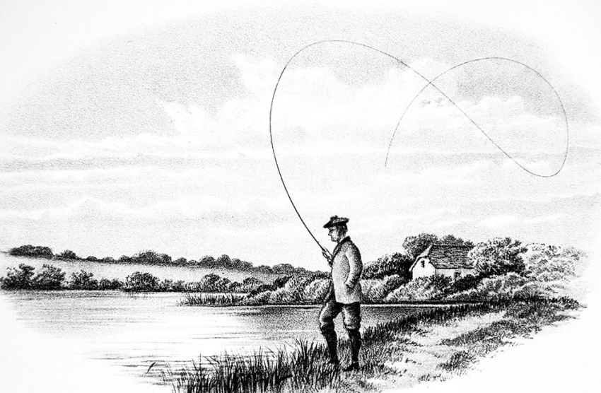 Dry-Fly Fishing in Theory and Practice.