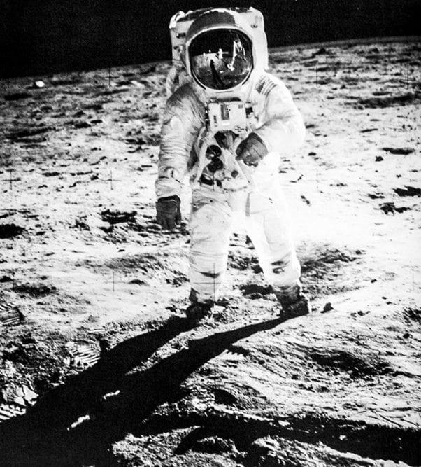 Return to Earth.