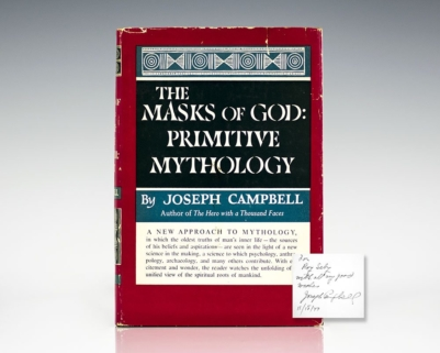 The Masks of God: Primitive Mythology.