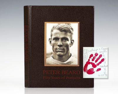 Peter Beard: Fifty Years of Portraits.