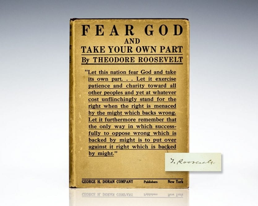 the fear of god essay I often hear people explain the fear of the lord as a mere respect or reverence but the bible uses the word fear at least 300 times in reference to god, so we make a mistake when we downplay it.