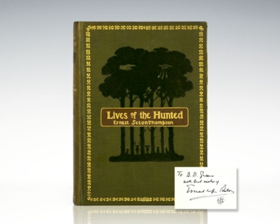 Lives of the Hunted.