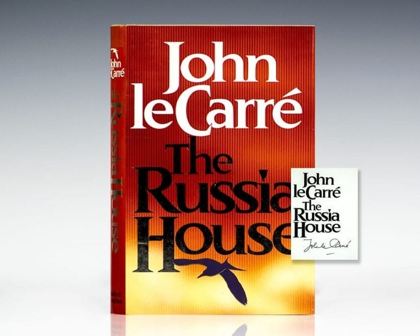 The Russia House.