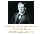 Lee Pollock Event Raptis Rare Books Worth Avenue Churchill