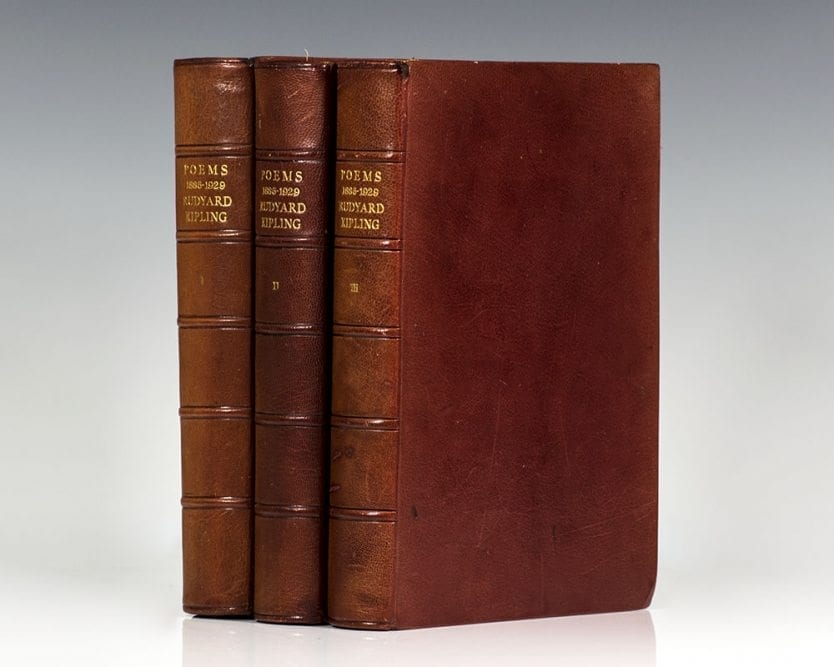 Poems 1886-1929.