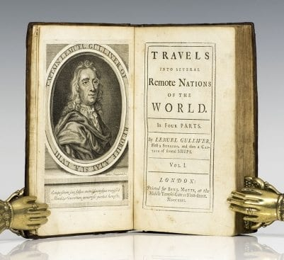 Travels into Several Remote Nations of the World (Gulliver's Travels).