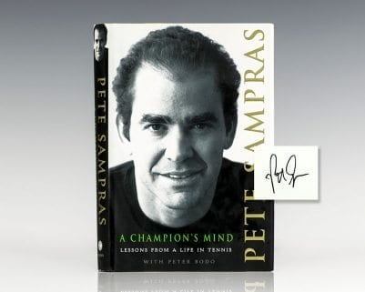 A Champion's Mind: Lessons from a Life in Tennis.