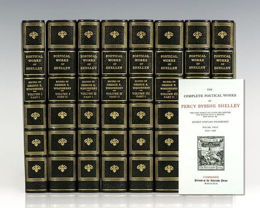 The Complete Poetical Works of Percy Bysshe Shelley.