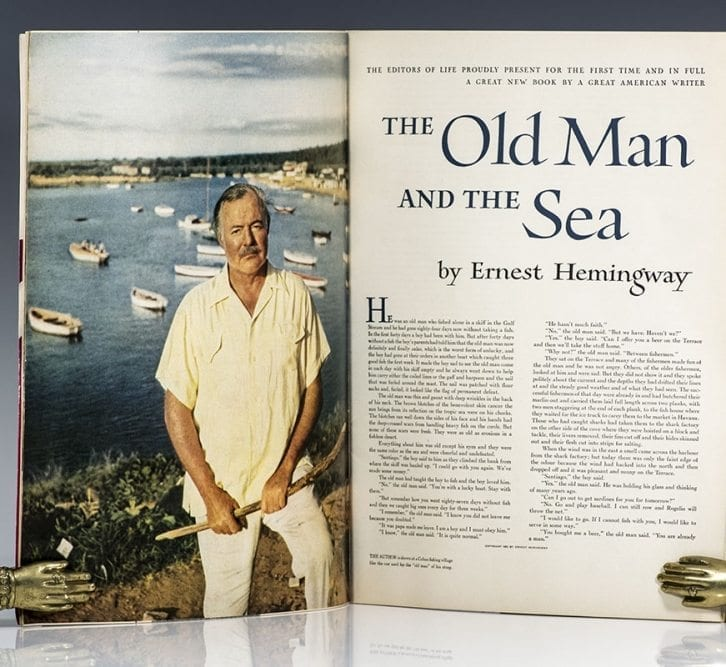 the old man and the sea ernest hemingway pdf