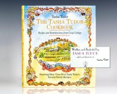 The Tasha Cookbook: Recipes and Reminiscences from Corgi Cottage.