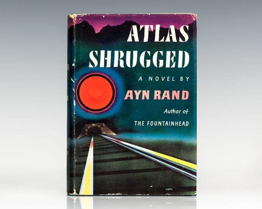 Atlas Shrugged.