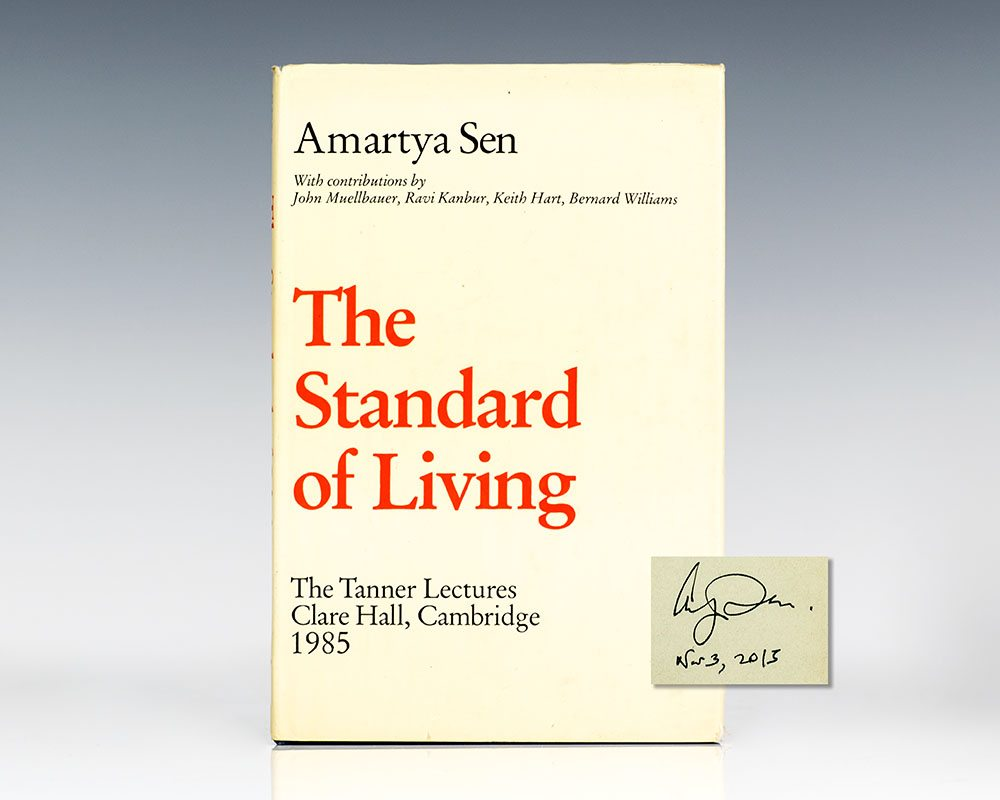 The Standard of Living.