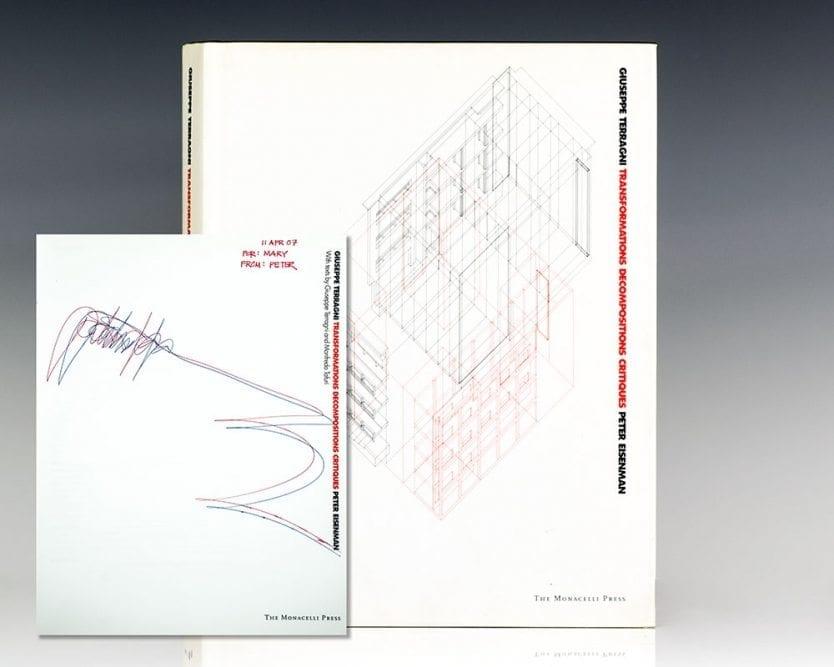 Giuseppe Terragni: Transformations, Decompositions, Critiques.