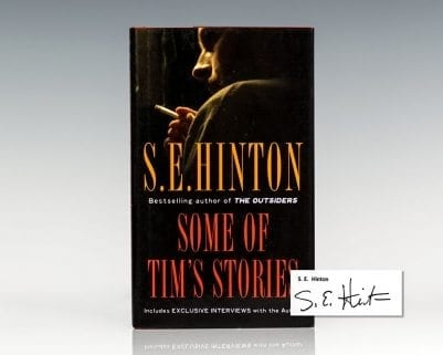 Some of Tim's Stories.