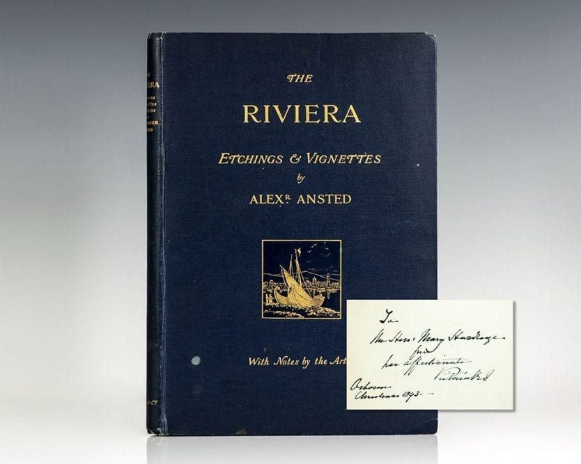 The Riviera: Etchings & Vignettes.