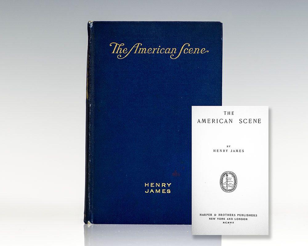 The American Scene.