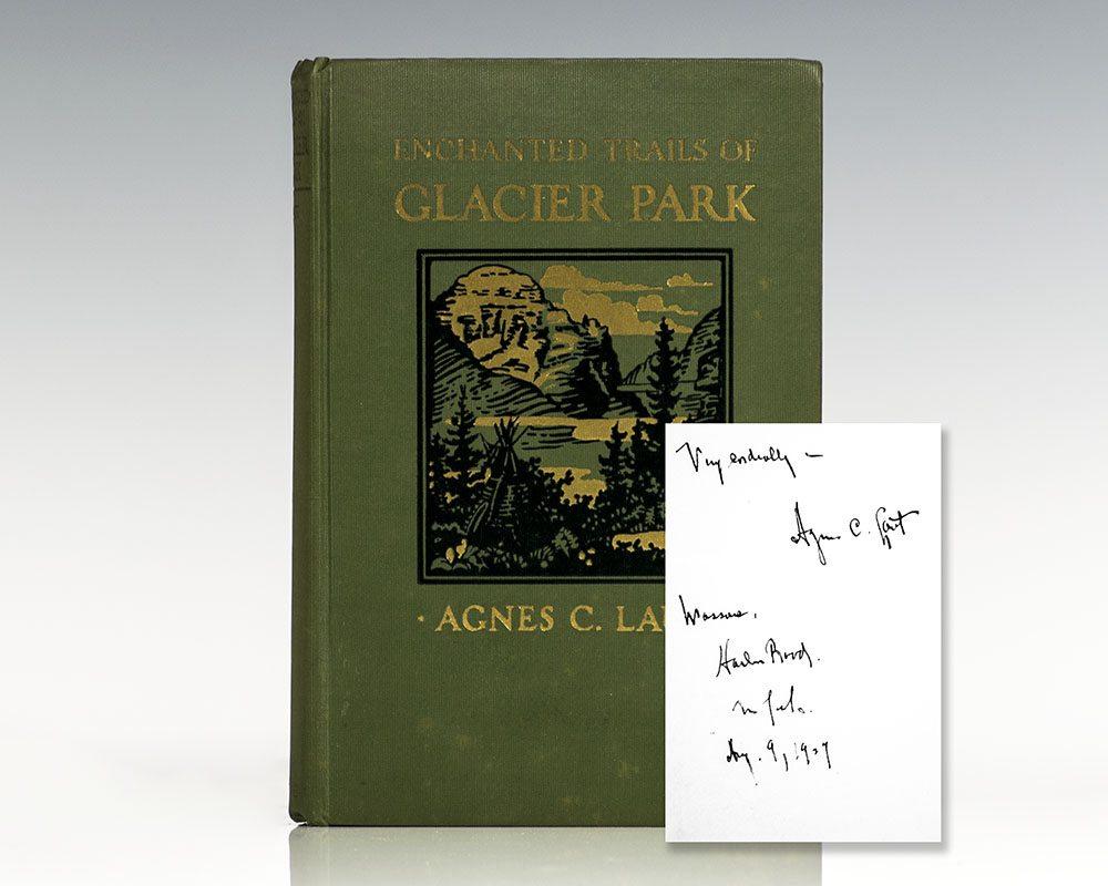 Enchanted Trails of Glacier Park.