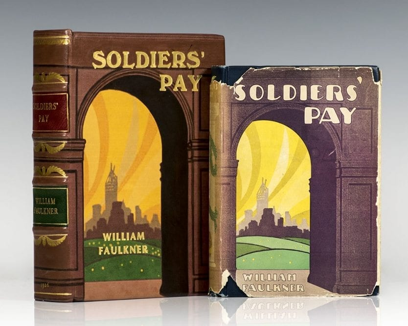 Soldier's Pay.