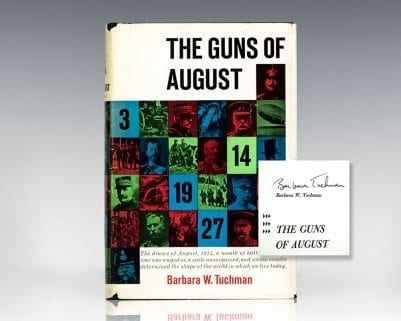 The Guns of August.