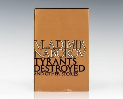 Tyrants Destroyed and Other Stories.