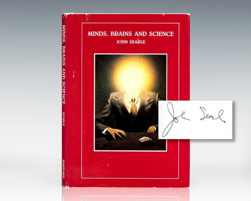 Minds, Brains and Science.