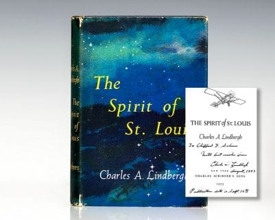 The Spirit of St. Louis.