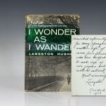 I Wonder As I Wander: An Autobiographical Journey.