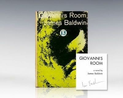 Giovanni's Room.