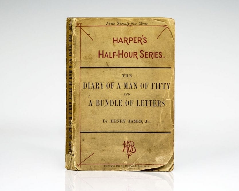 The Diary of a Man of Fifty and A Bundle of Letters.