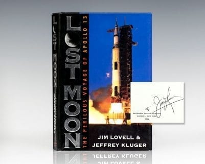 Lost Moon: The Perilous Voyage of Apollo 13.