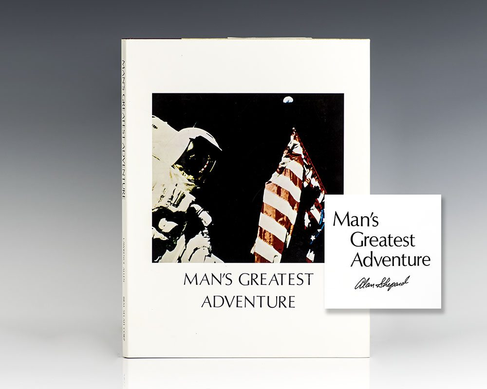 Man's Greatest Adventure.