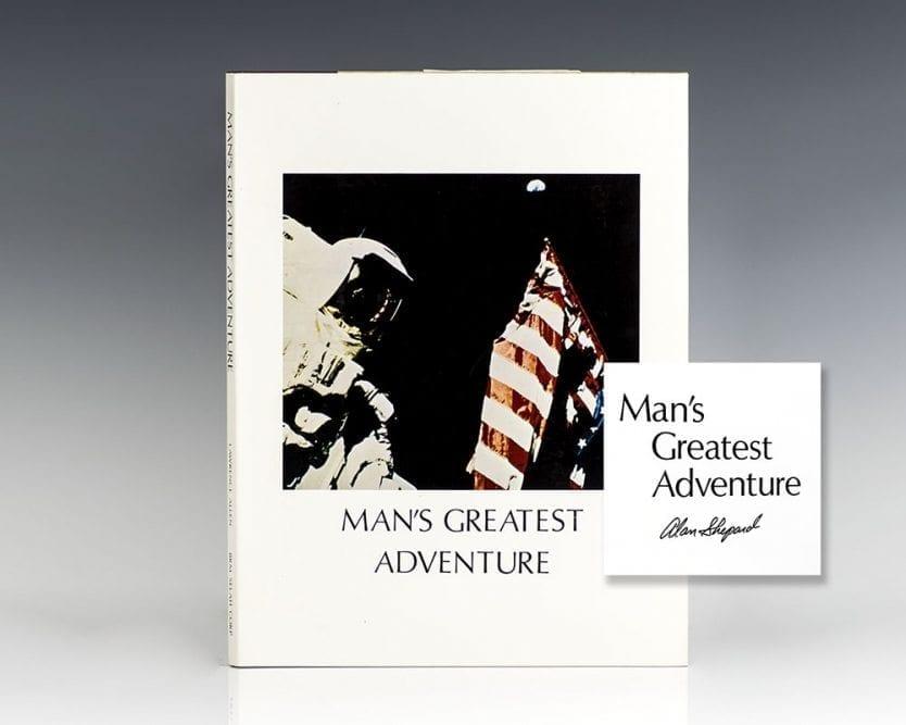 Man's Greatest Adventure.