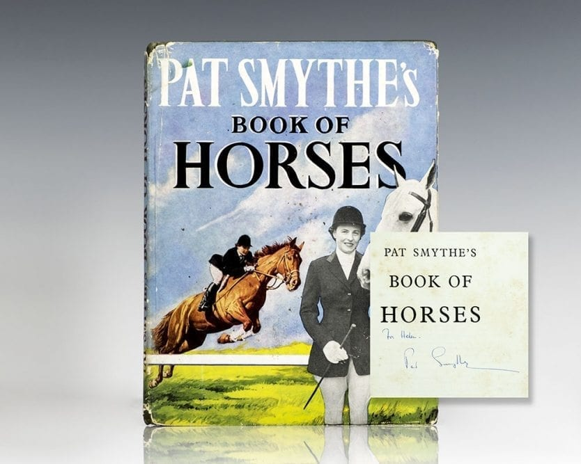Pat Smythe's Book of Horses.