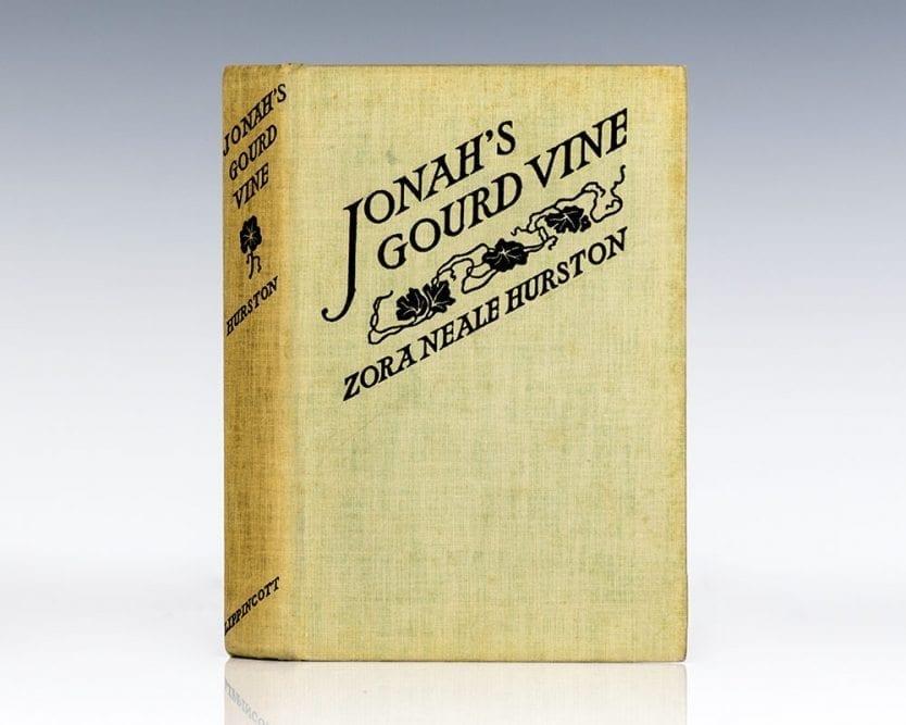 Jonah's Gourd Vine.