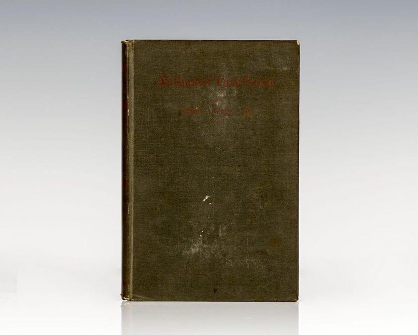 English Men of Letters: Hawthorne.