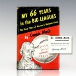 My 66 Years in the Big Leagues : The Great Story of America's National Game.