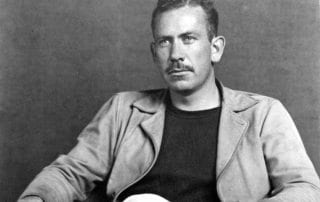 John Steinbeck: Great Man of Letters