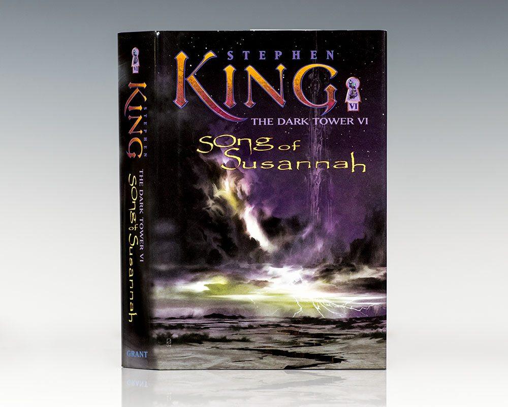 Dark Tower VI: Song of Susannah.
