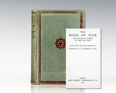 The Book of War: The Military Classic of the Far East [The Art of War].