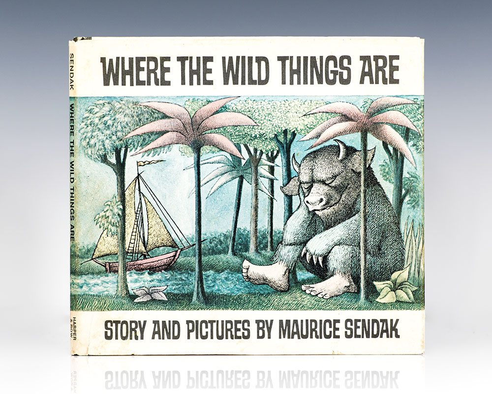 Where the Wild Things Are.